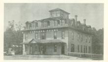 1890 Genesee Hotel Contents Antiques  Collectibles - Vintage Popcorn machine - Building Supplies - Oak Flooring - Sign
