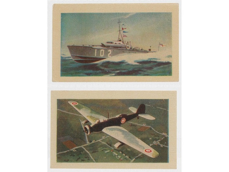 Trade cards, Australia, Allen's (Confectionery),