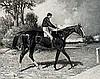 Stull, Henry - Ramapo, 1894, Oil on canvas en grisaille, 12 x 16