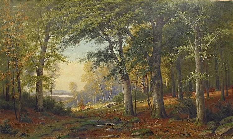 Poorten Jacobus Johannes van 1841 - 1914 In the