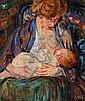 Gauguin Pola Born: Paris 1883 Died: Kopenhagen, Pola Gauguin, Click for value
