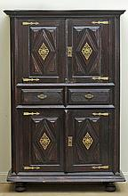 Continental Baroque Cabinet