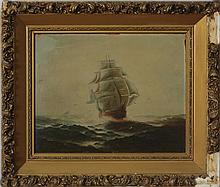 American School: Sailing Ship