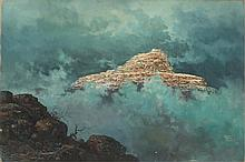 Jorge Braun Tarallo: Mountain in the Clouds