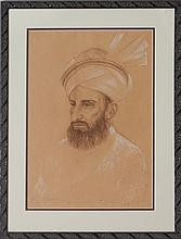 Jano Fairservice: Man in a Turban