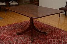 Regency Mahogany Tilt-Top Breakfast Table