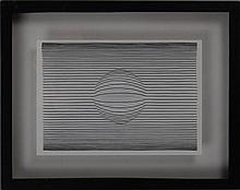 Victor Vasarely (1906-1997): Untitled (Set of Three)