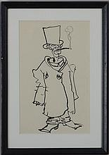 Walt Kuhn (1877-1949): Circus Man