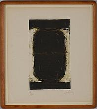 Antoni Tapies (1923-2012): Untitled
