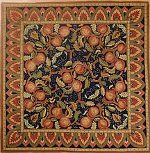 Needlework Carpet, Possibly English