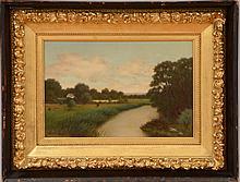 Sam Conkey: River Landscape