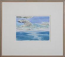 JANE WILSON (1924-2015): QE2, 10AM, LOOKING NORTH