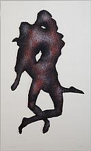 Richard Artschwager (1923-2013): Liebespaar (Lovers), For Lincoln Center Festival