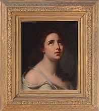 CIRCLE OF JEAN-BAPTISTE GREUZE (1725-1805): PORTRAIT OF A LADY