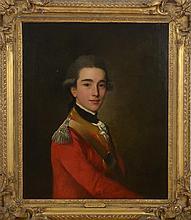 NATHANIEL HONE (1718-1784): PORTRAIT OF JAMES A. KIRKPATRICK