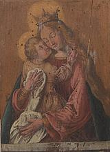 EUROPEAN SCHOOL: MOTHER AND CHILD