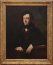 ATTRIBUTED TO JAMES LONSDALE (1777-1839): PORTRAIT OF THE HON. JOHN CHARLES DUNDAS