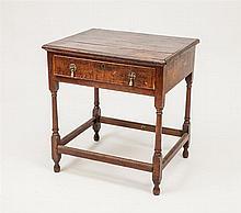 George II Oak Side Table