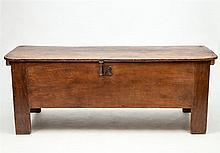 French Walnut Chest, 19th Century