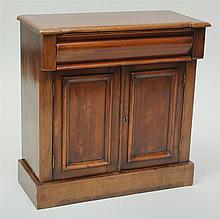 Victorian Mahogany Miniature Cabinet