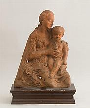 AFTER ANTONIO ROSSELLINO (1427-1479): MADONNA AND CHILD