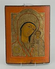 GROUP OF THREE ROMANIAN ICONS