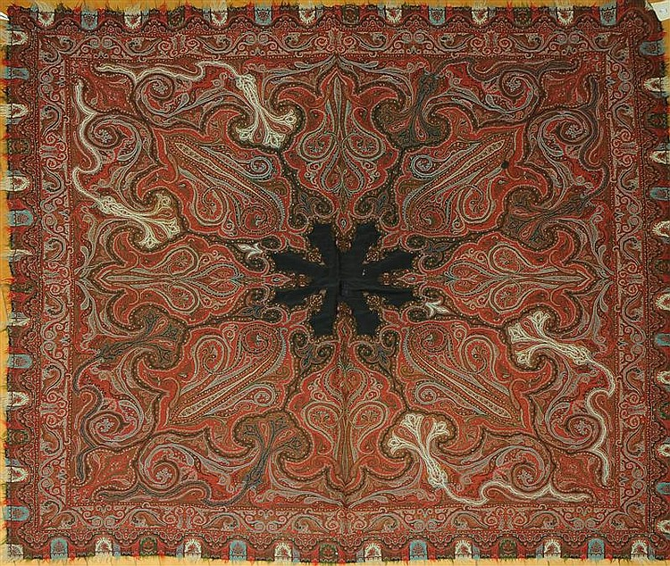Paisley Table Cover