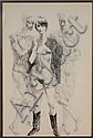 JOHN ALTOON (1925-1965): HYPERION LADY & E.B.