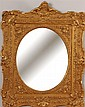 Victorian Giltwood Mirror