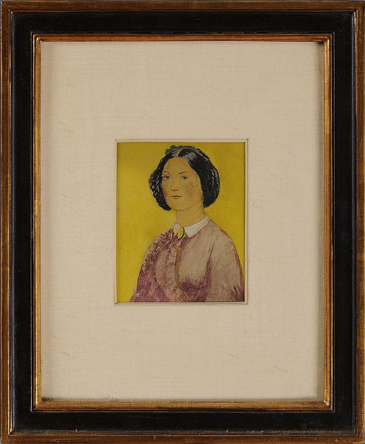 UNKNOWN: PORTRAIT OF A WOMAN
