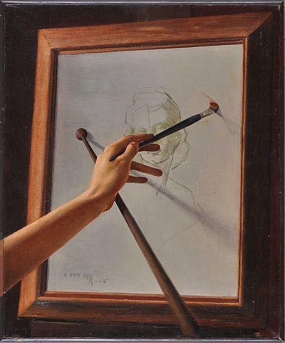 HELEN VAN WYK (1930-1994):