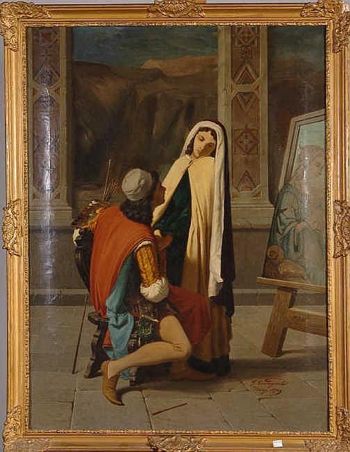 GABRIELE CASTAGNOLA (ITALIAN, 1828-1883)
