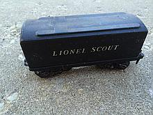 Lionel Scout Train Car