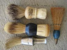 Vintage Shaving Brushes lot.
