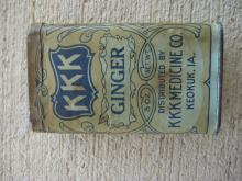 KKK Ginger Can