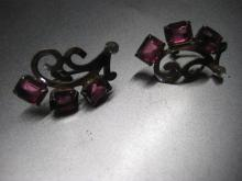 Sterling & Stone Earrings