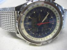 Breitling Mens Chronograph Watch