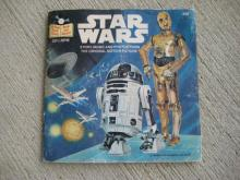 Vintage Star Wars Book & Record 1979
