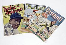 Early Baseball Comics