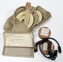 USA WWII Summer Flight Helmet