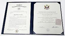 USAF Certificates for Helen Aldene Stevens