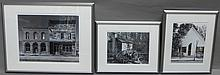 Collection of D. Frieder Black & White Photographs