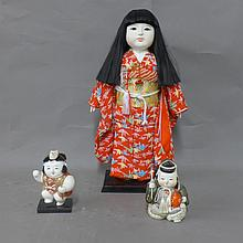 Grouping Japanese Figures