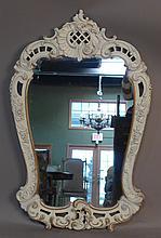 Louis XV Style Ornate Mirror