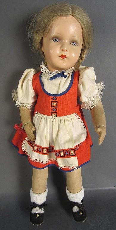 Bing Brothers Art Doll