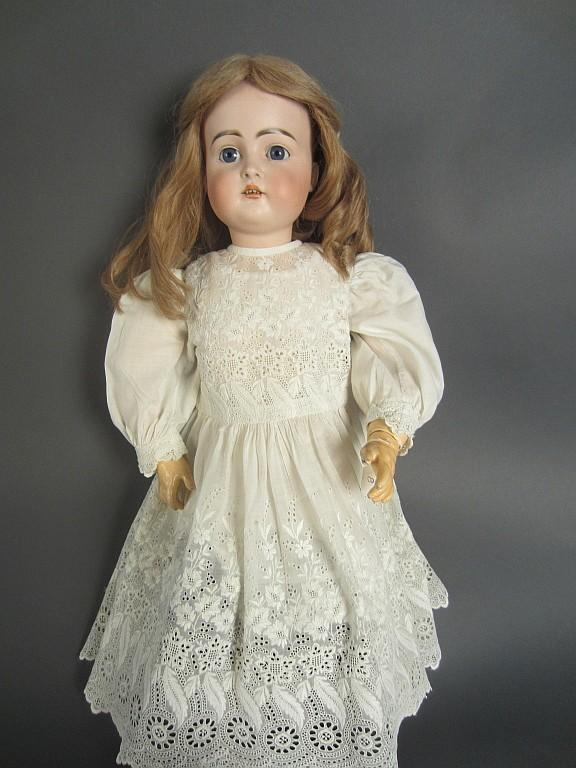 Kammer & Reinhardt Bisque Head Doll