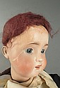 German Bisque Head Doll