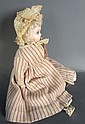 Antique Fabrikmarke Doll