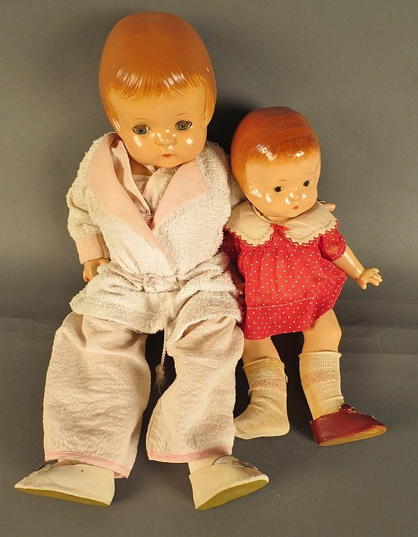''Patsy-Ann'' Composition Dolls