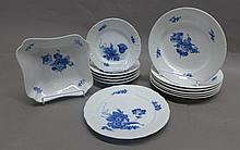 Royal Copenhagen Porcelain Plates